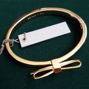 Louise et Cie Bow Bracelet